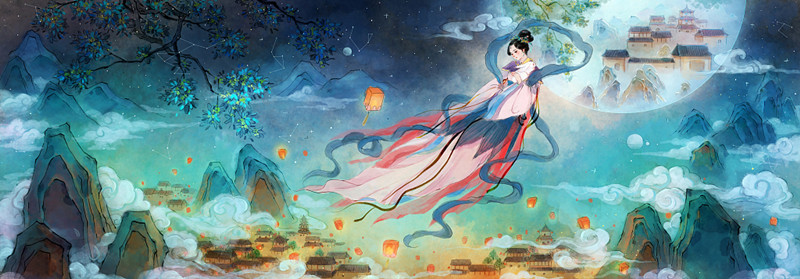 What are the myths about the Mid Autumn Festival